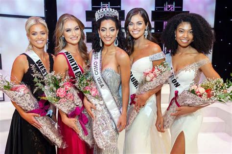 Miss Ohio USA & Teen USA pageant results - Pageant Update