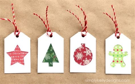 13 Unique and Festive DIY Gift Tags to Spice Up Your