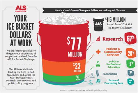 The ALS bucket challenge raised $220 million and made a