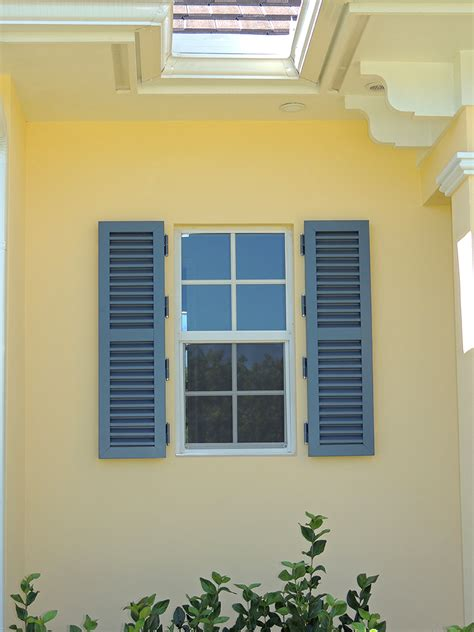 Colonial (Hurricane)  Palm Coast Shutters & Aluminum Products