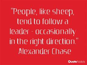 Quotes People Are Like Sheep